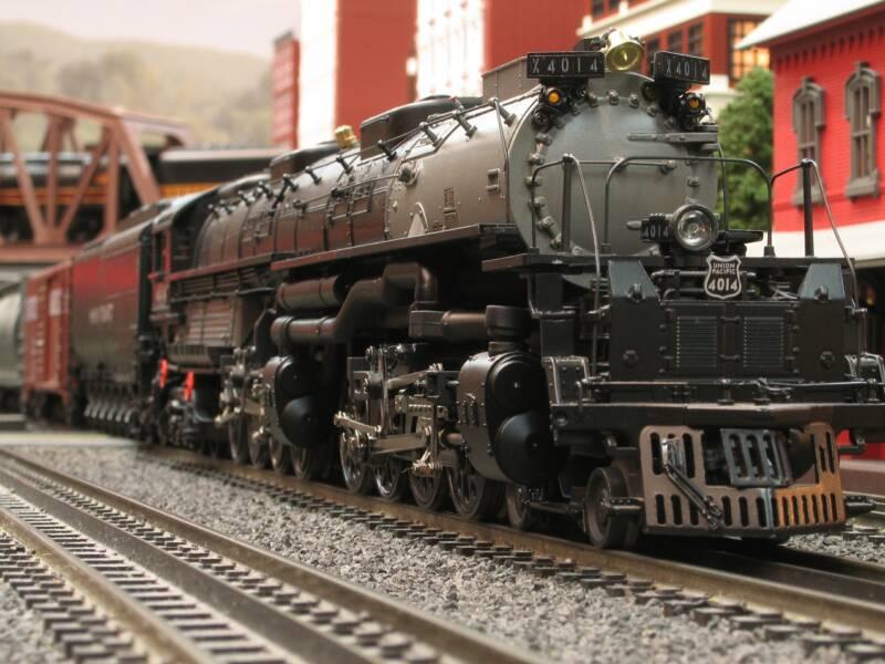 Big Boy Train Toys : Multimediasteamengines